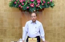 Conferencia del Primer Ministro y empresarios se centrará en impulso de inversiones