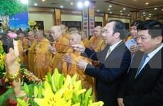 Celebran en Hanoi aniversario del nacimiento de Buda