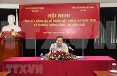 Laos apoya la repatriación de ciudadanos vietnamitas
