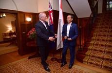 Indonesia y Australia acuerdan entrada en vigor del Tratado de Asociación Económica Integral