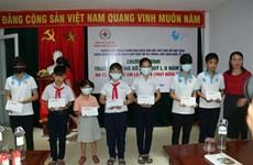 Ciudad vietnamita de Da Nang secunda Mes Humanitario