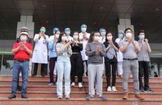 Vietnam confirma la recuperación de otros ocho pacientes de coronavirus