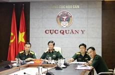 ASEAN discute plan de prevención y control del COVID-19