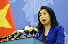 Rechaza Vietnam prohibición de pesca en el Mar del Este promulgada por China