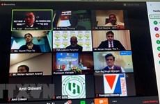Vietnam y la India por promover comercio de productos agrícolas