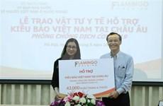 Apoyan a vietnamitas residentes en Europa para hacer frente al COVID-19