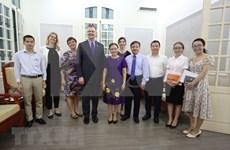 Corroboran nexos amistosos entre Vietnam y Estados Unidos