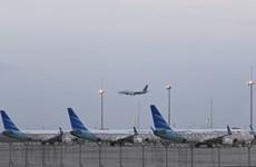 Reanudan Indonesia servicios de transporte aéreo