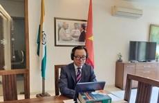Comparten experiencias de Vietnam en garantizar estabilidad ante impactos del COVID-19