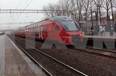 Reanudarán pronto servicios de transporte por ruta ferroviaria Rusia- Viet Nam