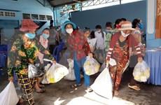 Amplían apoyo a vietnamitas residentes en Camboya ante impactos del COVID-19