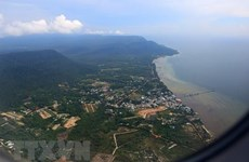 Más de millón y medio de turistas visitaron provincia de Kien Giang de enero a abril