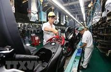 Caen ventas de automóviles y motocicletas de Honda Vietnam