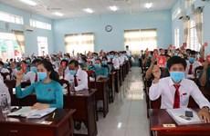 El trabajo del personal, tema central ante el XIII Congreso del Partido Comunista de Vietnam