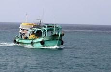 Armador filipino paga compensación tras accidente con pesquero vietnamita