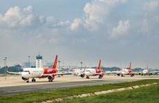 Vietjet Air reabre todas sus rutas domésticas