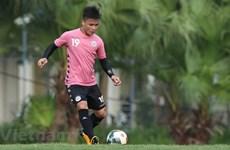 Futbolista vietnamita entre los mejores de Asia
