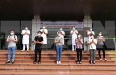 Vietnam confirma otros ocho pacientes recuperados del coronavirus