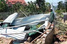 Apoyan a pobladores afectados por desastres naturales en Vietnam