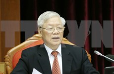 Exigen mayores esfuerzos en selección del personal rumbo a Congreso partidista en Vietnam