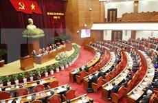 Concluye Comité Central del Partido Comunista de Vietnam primera jornada de su XII pleno