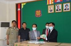 Apoya Vietnam a esfuerzos antiepidémicos en cárceles de Camboya
