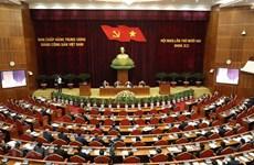 Concluye Comité Central del Partido Comunista de Vietnam tercera jornada de su XII pleno