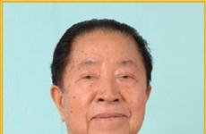 Fallece exprimer ministro de Laos