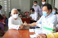 Hanoi continúa apoyando a pobladores afectados por COVID- 19