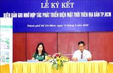 Fortalece Ciudad Ho Chi Minh cooperación en desarrollo de energía solar