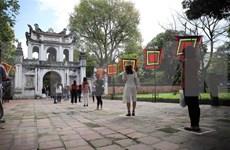 Sitios turísticos de Hanoi reabren sus puertas