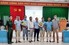 Rescatan a marineros indonesios en aguas vietnamitas