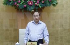 Insta premier vietnamita a continuar fortaleciendo medidas antiepidémicas para garantizar el desarrollo socioeconómico