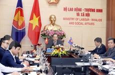 Comparte Vietnam experiencias en respaldo a empleados ante impactos de pandemia