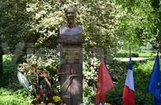 Vietnamitas en Francia homenajean al Presidente Ho Chi Minh por 130 aniversario de su natalicio