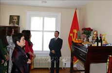 Proyectan establecer una sala de exposiciones sobre Presidente Ho Chi Minh en Canadá