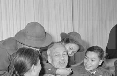Coloquio sobre pensamientos y ética del Presidente Ho Chi Minh