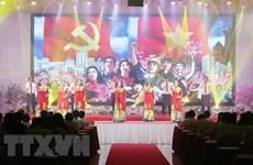 Efectúan numerosas actividades para destacar vida del Presidente Ho Chi Minh