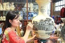 Quintaesencia de la cerámica de Chu Dau