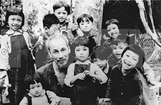 Ideología del Presidente Ho Chi Minh, brújula para organizaciones sindicales de Vietnam
