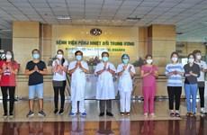 COVID-19: Recuperados más del 80 por ciento de los pacientes en Vietnam