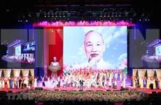 Celebra Vietnam acto solemne por 130 aniversario del natalicio del Presidente Ho Chi Minh