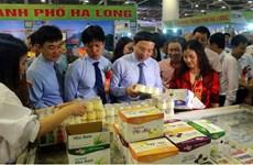 Feria en provincia vietnamita promueve el consumo de productos domésticos