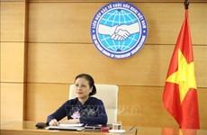 Organizaciones de amistad de ASEAN y China comparten experiencias contra coronavirus