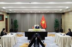 Premier vietnamita asiste a la reunión en línea de Asamblea Mundial de la Salud