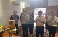 Efectúan en Myanmar coloquio sobre las actividades del Presidente Ho Chi Minh en el Sudeste Asiático