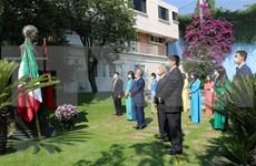 Conmemoran natalicio del Presidente Ho Chi Minh en México y Camboya