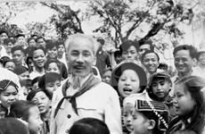 Venezolana de Televisión proyecta documental sobre el Presidente Ho Chi Minh