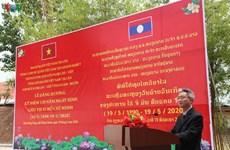 Recuerdan al Presidente Ho Chi Minh en Laos y Tailandia