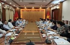 Apoyan vietnamitas en ultramar lucha antipandémica en la Patria
